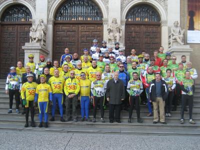06/MARZO/2011 - Foto del Club Ciclista Ebro