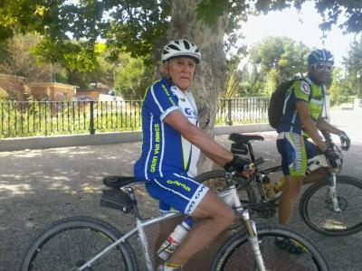 25/08/2012: Torrecilla y subida a El Verde.